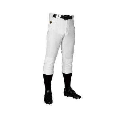 (DESCENTE/デサント)【野球】レギュラーFIT2重補強パンツ/メンズ ホワイト