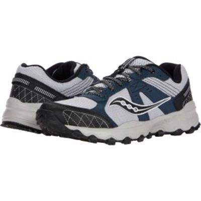 サッカニー Saucony メンズ スニーカー シューズ・靴 Grid Raptor TR 2 Grey/Blue