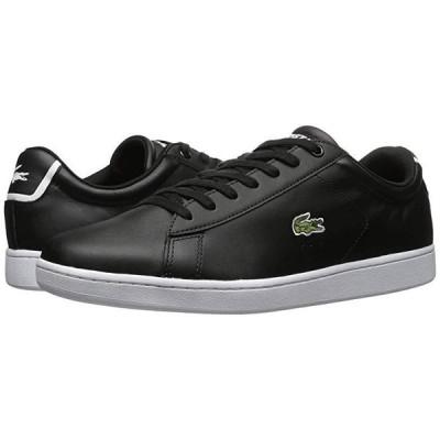 ラコステ Carnaby EVO BL 1 メンズ スニーカー 靴 シューズ Black
