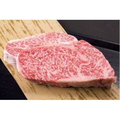 鳥取和牛 ロースステーキ(株式会社 あかまる牛肉店)