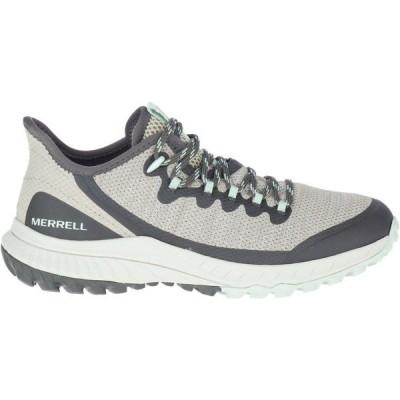 メレル ブーツ&レインブーツ シューズ レディース Merrell Women's Bravada Hiking Shoes Aluminum