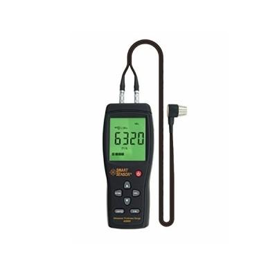 ディジタル超音波厚さ計 LCD 1.2〜220MM スチールアルミニウム板音速計 AS850