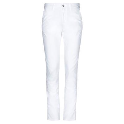 ARMANI EXCHANGE パンツ ホワイト 30 コットン 98% / ポリウレタン 2% パンツ