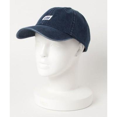 帽子 キャップ LEE/リー DENIM 6P CAP