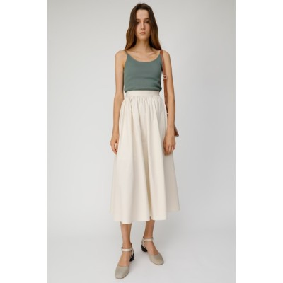 【マウジー/MOUSSY】 HW GATHER LONG スカート