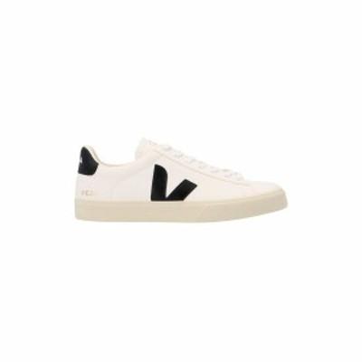 VEJA/ヴェジャ White/Black Campo' sneakers メンズ 春夏2021 CP051537BEXTRAWHITEBLACK ju