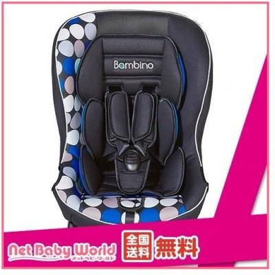 バンビーノ04 II スカンジナビアン ドットブルー ( 1台 )/ 日本育児 ( チャイルドシート ジュニアシート )