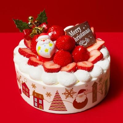 ブールミッシュ ブルーミング・クリスマス「12月24日午後7時から8時受け取り」