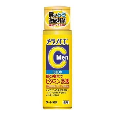ロート製薬 メラノCCMen 薬用しみ対策美白化粧水 170ml 化粧水