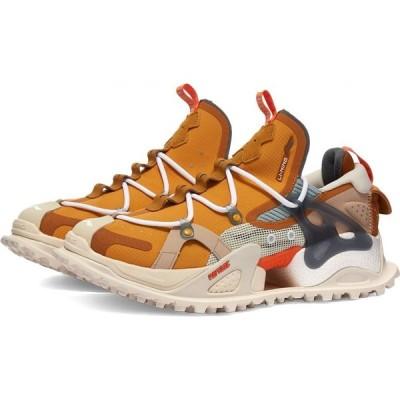 リーニン Li-Ning メンズ スニーカー シューズ・靴 Titan Halo Orange