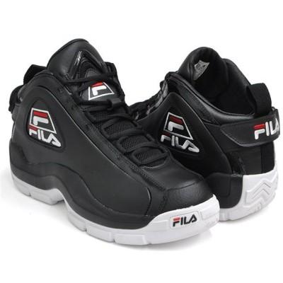 FILA 96 GL 【フィラ ジーエル グラント・ヒル GRANT HILL 2】 BLACK / WHITE / FILA RED (1BM00570-014)