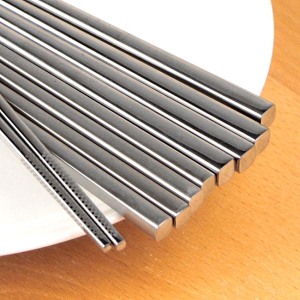 Artist精選 Kiyodo 304不鏽鋼筷5雙-款式隨機(MF0405)