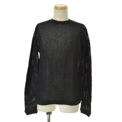 THE NORTH FACE / ノースフェイス NT61601 Wool Net Sweater ウールネットセーター 長袖ニットセーター