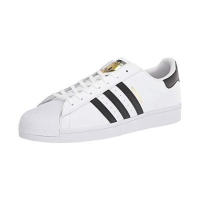 adidas Originals mens Superstar Deprecated Sneaker, Black/White/Black, 7 US