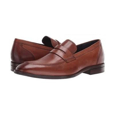 Cole Haan コールハーン メンズ 男性用 シューズ 靴 ローファー Warner Grand Penny Loafer - British Tan