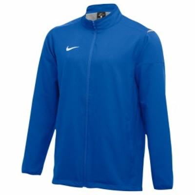 ナイキ Nike メンズ ジャケット アウター Team Dry Jacket Royal/White