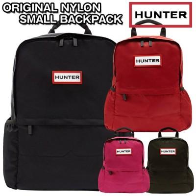 ハンター HUNTER リュック ナイロンバッグ バックパック レディース メンズ オリジナル バッグ ブラック レッド ダークオリーブ ネイビー UBB5028KBM