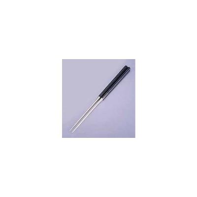 インテックカネキ  歌舞伎調 盛箸 /黒石目 165mm