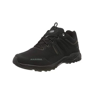 Mammut Women's Ultimate Pro GtxLow Rise Hiking Shoes, Black, 8