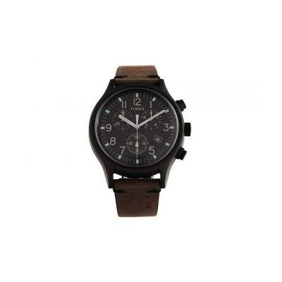 Timex タイメックス メンズ 男性用 腕時計 ウォッチ ファッション時計 42 mm MK1 SST Chrono - Black