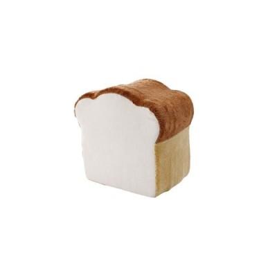 食パン クッション 〔4枚切り〕 幅370×奥行380×高さ250mm 日本製 ウレタンフォーム 〔リビング ダイニング〕〔代引不可〕
