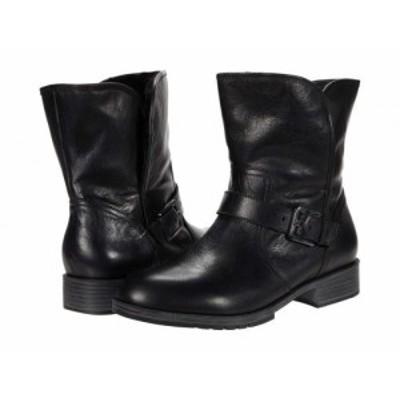Naturalizer ナチュラライザー レディース 女性用 シューズ 靴 ブーツ アンクル ショートブーツ Sutton Black Vintage【送料無料】