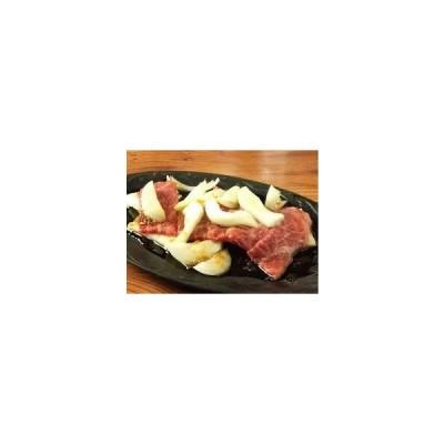 バーベキュー牛バラ(鉄板焼き用) 450g