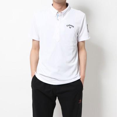 キャロウェイ Callaway メンズ ゴルフ 半袖シャツ BDカラー-2℃+200cc 2410134517