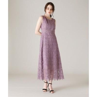 ドレス 《Maglie WHITE》トルコレースロングワンピース