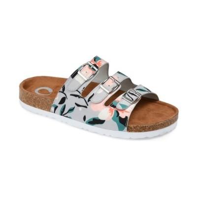 ジャーニーコレクション サンダル シューズ レディース Women's Desta Slide Sandal Multi