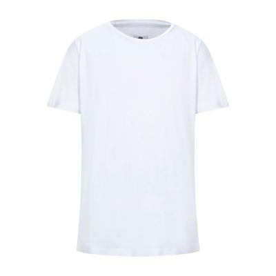 VITTORIO SALVATORE T シャツ ホワイト XXL コットン 100% T シャツ