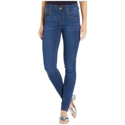 リバプール レディース デニムパンツ ボトムス Gia Glider/Revolutionary Pull-On Jeans