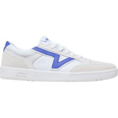 バンズ メンズ スニーカー シューズ Lowland CC Shoe (Court) True White/Baja Blue