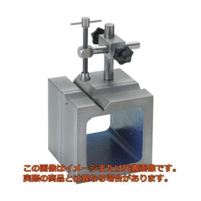 SK 鋳鉄製V溝付桝型ブロック 100mm SBV100T