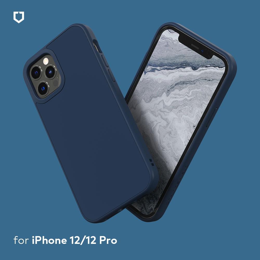 犀牛盾 適用iPhone 12 mini/12/12 Pro/12 Pro Max SolidSuit經典防摔背蓋手機殼