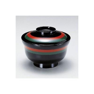 4.5寸 かすみ椀 二色歌舞伎/業務用/新品