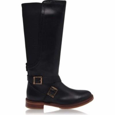 バブアー Barbour International レディース ブーツ シューズ・靴 B.Li Mary Boot Black