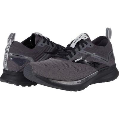 ブルックス Brooks レディース ランニング・ウォーキング シューズ・靴 Ricochet 3 Ebony/Blackened Pearl/Black