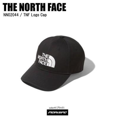 THE NORTH FACE ノースフェイス 帽子 TNF LOGO CAP TNFロゴキャップ NN02044 ブラック