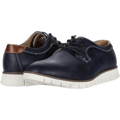 ディール スタッグス Deer Stags メンズ 革靴・ビジネスシューズ シューズ・靴 Axel Navy