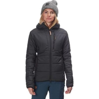 フェールラーベン レディース ジャケット・ブルゾン アウター Keb Loft Insulated Hooded Jacket
