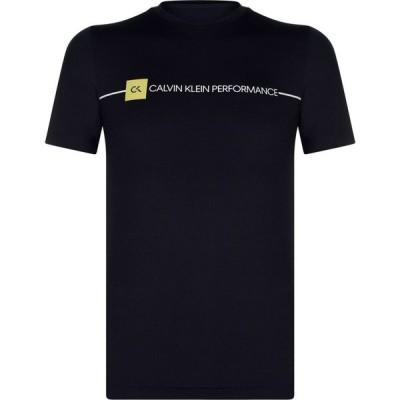 カルバンクライン Calvin Klein Performance メンズ Tシャツ トップス Short Sleeve T Shirt Night Sky