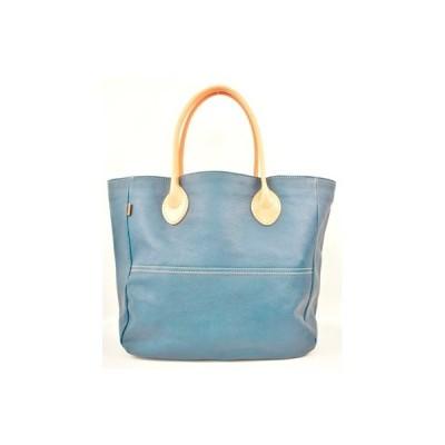 栃木市 ふるさと納税 バッグ minca/Tote bag  05/L/BLUE