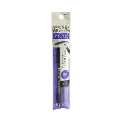 コーセー エルシア プラチナム 鉛筆 アイブロウ グレー・GY002 1.1g/ エルシア アイブロウペンシル