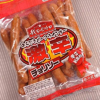 焼き肉 ソーセージ ウインナー 激辛チョリソー 465g (BBQ バーべキュー)焼肉