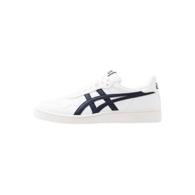 アシックス メンズ 靴 シューズ JAPAN UNISEX - Trainers - white/midnight