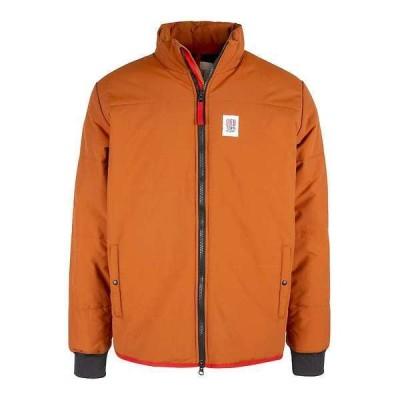 トポ・デザイン メンズ ジャケット・ブルゾン アウター Topo Designs Men's Mid Puffer Jacket