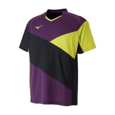 MIZUNO ミズノ apg0421 ゲームシャツ ドライサイエンス ユニセックス 卓球ウェア メンズ レディース 半袖 キッズ ジュニア「卓球 ユニフォーム」