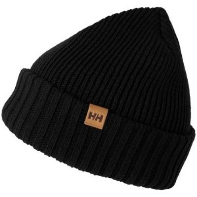 ヘリーハンセン メンズ 帽子 アクセサリー Helly Hansen Ocean HT Beanie Black