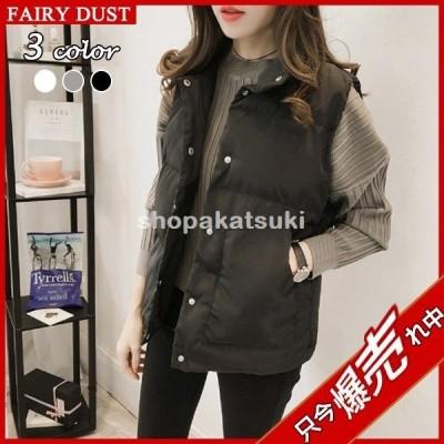 アウター ジャケット ダウンベスト コート レディース ファッション ライトアウター 大きいサイズ ゆったり ダウン 秋 冬